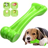 Durable Dog Chew Toys—oneisall Bone Chew Toy for Aggressive Chewers— Indestructible Puppy Toys for Large Dogs L