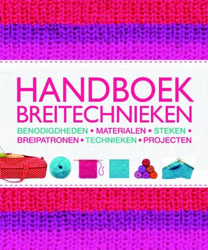 Handboek breitechnieken (Becht lifestyle)