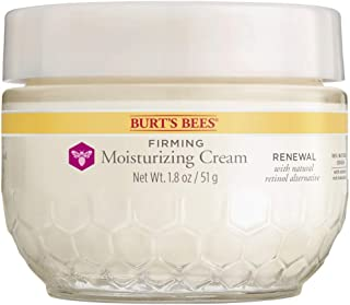 product image for Burt's Bees Renewal Firming Moisturizing Cream with Bakuchiol Natural Retinol Alternative – 1.8 ounces (Packaging May Vary)
