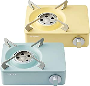 Twinkle Mini Butane Portable Gas stove with Carrying case, Outdoor Camping, CSA Listed (MINT)