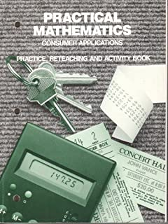 Practical mathematics consumer applications 3rd edition teachers practical mathematics consumer applications practice reteaching and activity book fandeluxe Images