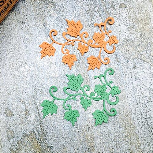 Susada Maple Leaves Embossing Metal Steel Cutting Dies Stencils DIY Scrapbooking Craft by Susada (Image #3)