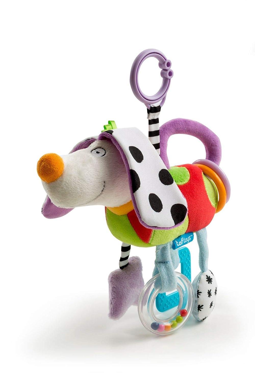 Taf Toys Chien Dactivit/és Jouet Pour Poussette 11695