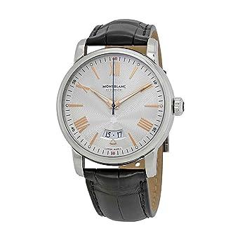 MONTBLANC 4810 RELOJ DE HOMBRE AUTOMÁTICO 42MM CAJA DE ACERO 114841: Amazon.es: Relojes