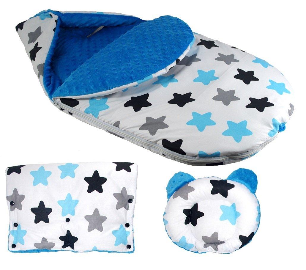 Baby Toddler Stroller cossytoes Buggy Liner Padded pram FOOTMUFF/HANDWARMER / PRAM Pillow (Footmuff XL Size, 10) Baby's Comfort