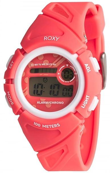 Roxy - Reloj para mujer, diseño de caramelos, color rosa: Amazon.es: Relojes