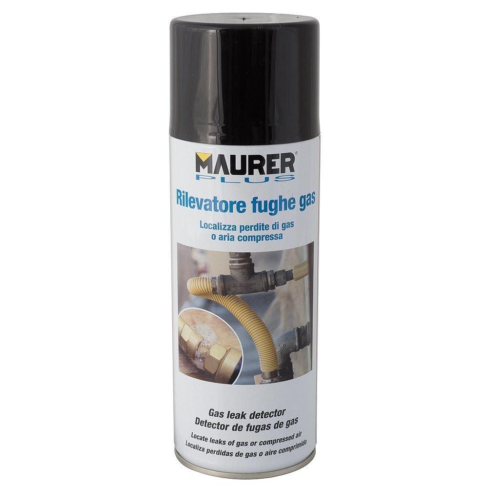 Spray Detector Fugas De Gas 300ml MAURER 12060366