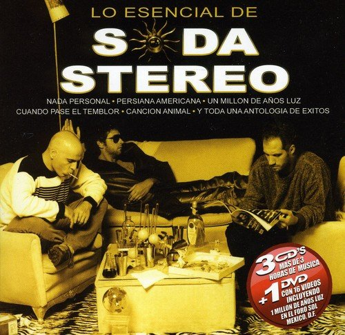soda stereo audio cds - 4