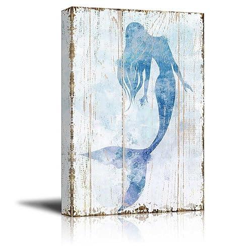 Mermaid Home Decor: Amazon.com