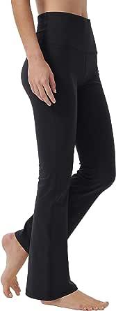 puutiin Women's Bootcut Yoga Pants Long Workout Pants