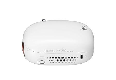 LG PV150G - Proyector (100 lúmenes ANSI, DLP, 1000:1, 4:3, 254 ...