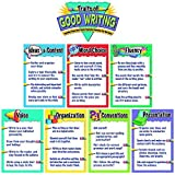 6 Pack TEACHER CREATED RESOURCES TRAITS OF GOOD WRITING BB SET by Teacher Created Resources