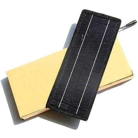 Energia Solar Coche BateríA El Cargador Alta Tasa De ...
