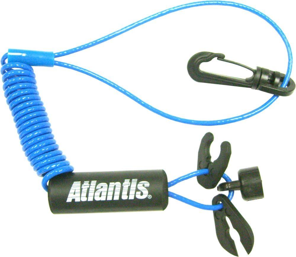 Atlantis Sea-Doo DESS Lanyard Silver Multi-End A3211
