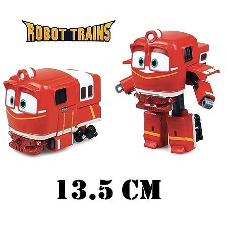 Robot trains ep una missione per kay newkevinchannal by new