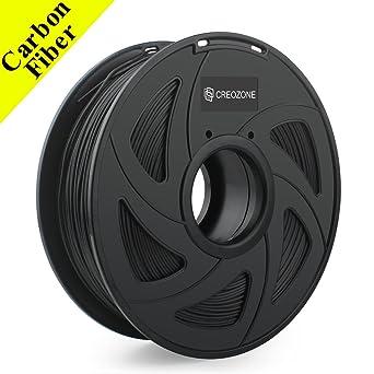 CREOZONE filamento Carbon Fiber PLA 1.75 1kg spool para la ...
