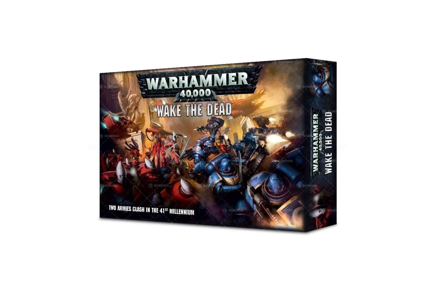 Warhammer 40,000: Wake The Dead by Games Workshop (Image #1)