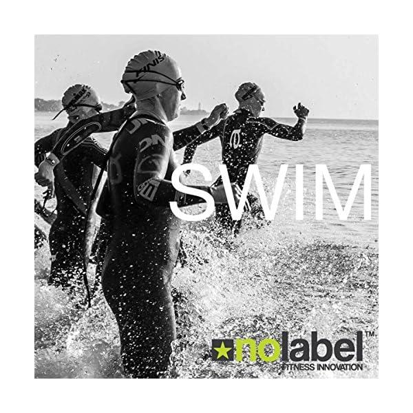 No Label Pale da Mano | Palette Mani per Nuoto | Le Palette per Allenamento Nuoto PRO-Serie Sono ottime per supportarti… 7 spesavip
