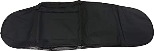 Calces365 Universal Large Black Padded Detector Carry Bag