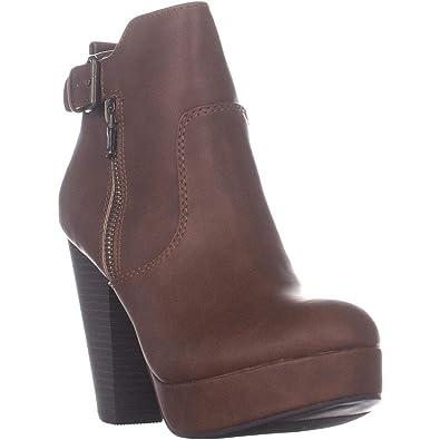 Amazon.com: Material Girl para mujer Raelyn punta redonda ...