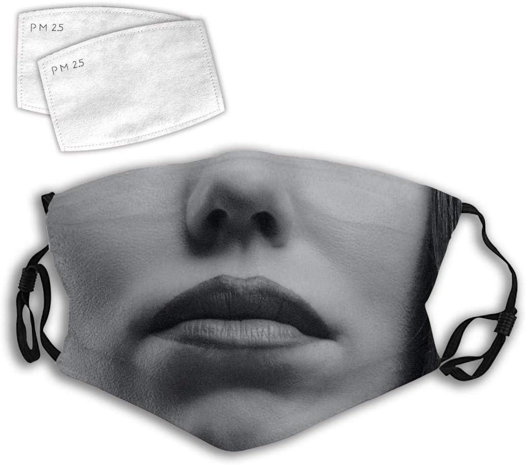 Moda Polvo Bufanda Boca Cara Fliter Lavable Polvo Reutilizable Protección contra el Viento Hombres Mujeres Niños Adolescentes Bufanda-R7
