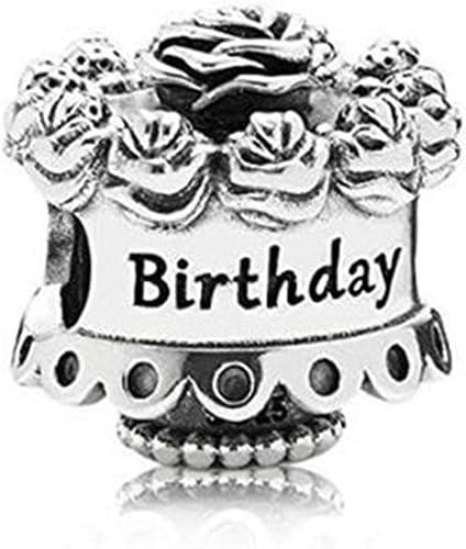 pandora birthday cupcake charm