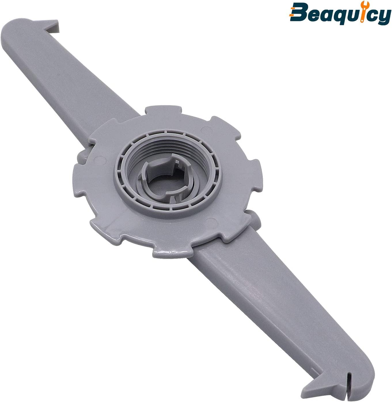 154754502 5304506516 Dishwasher Upper Top Spray Arm Assembly by Beaquicy - Replacement for Frigidaire Kenmore Dishwasher
