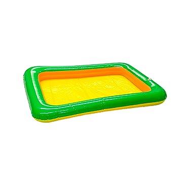 Mini caja de arena hinchable de Umoi para arena mágica Super Sand ...