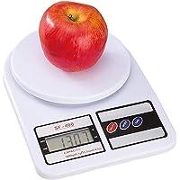 Báscula de Cocina Digital de 10Kg con Alta Precision para Cocina, E T EASYTAO Balanza Portátil Para Alimentos