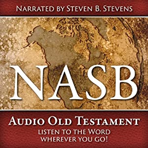 NASB Audio Old Testament Audiobook