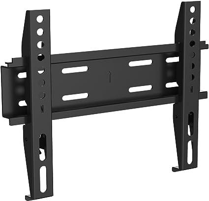 Stealth Premium Slim Soporte de Pared para televisor para 23 – 42 Pulgada LCD LED Curve y TV de Plasma. Capacidad de Carga hasta 50 kg de Extrema 23 mm Perfil MAX