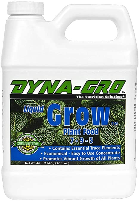 Dyna-Gro Liquid Grow Quart