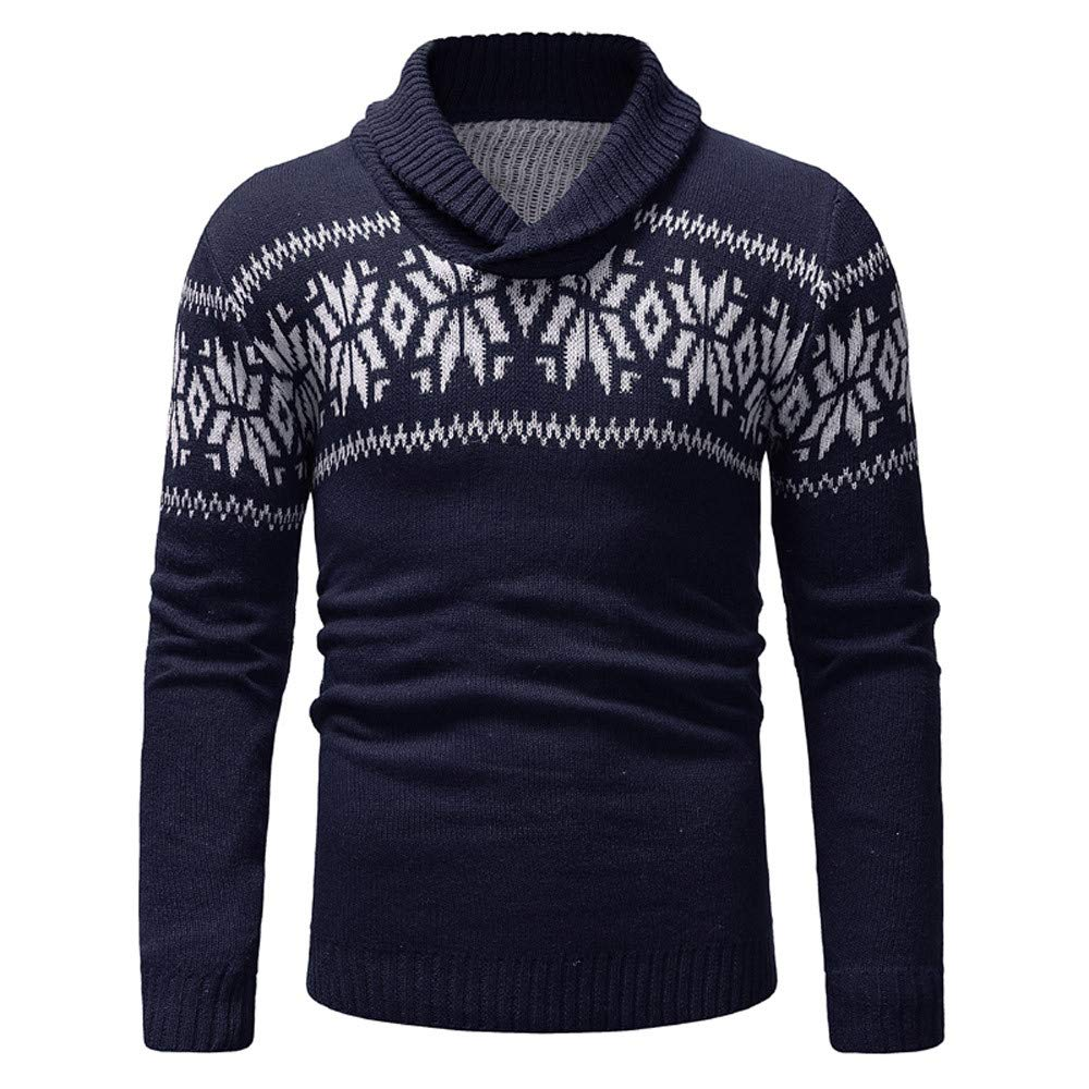 PASATO Men Christmas Autumn Winter Pullover Knitted Top Sweater Outwear Blouse New Sale