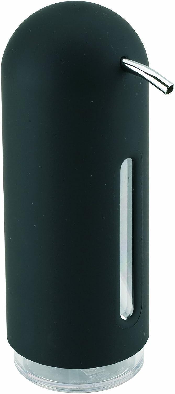 Dispenser jabón/ detergente de diseno capacidad 355 ml NEGRO