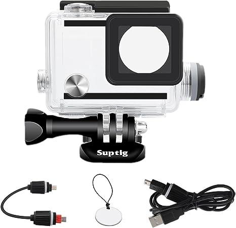 Suptig Wasserdichtes Gehäuse Für Gopro Hero 4 Hero 3 Kamera