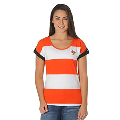 University Girls Apparel Dolman Sleeve OSU Orange White S Womens Shirt bf44c05101