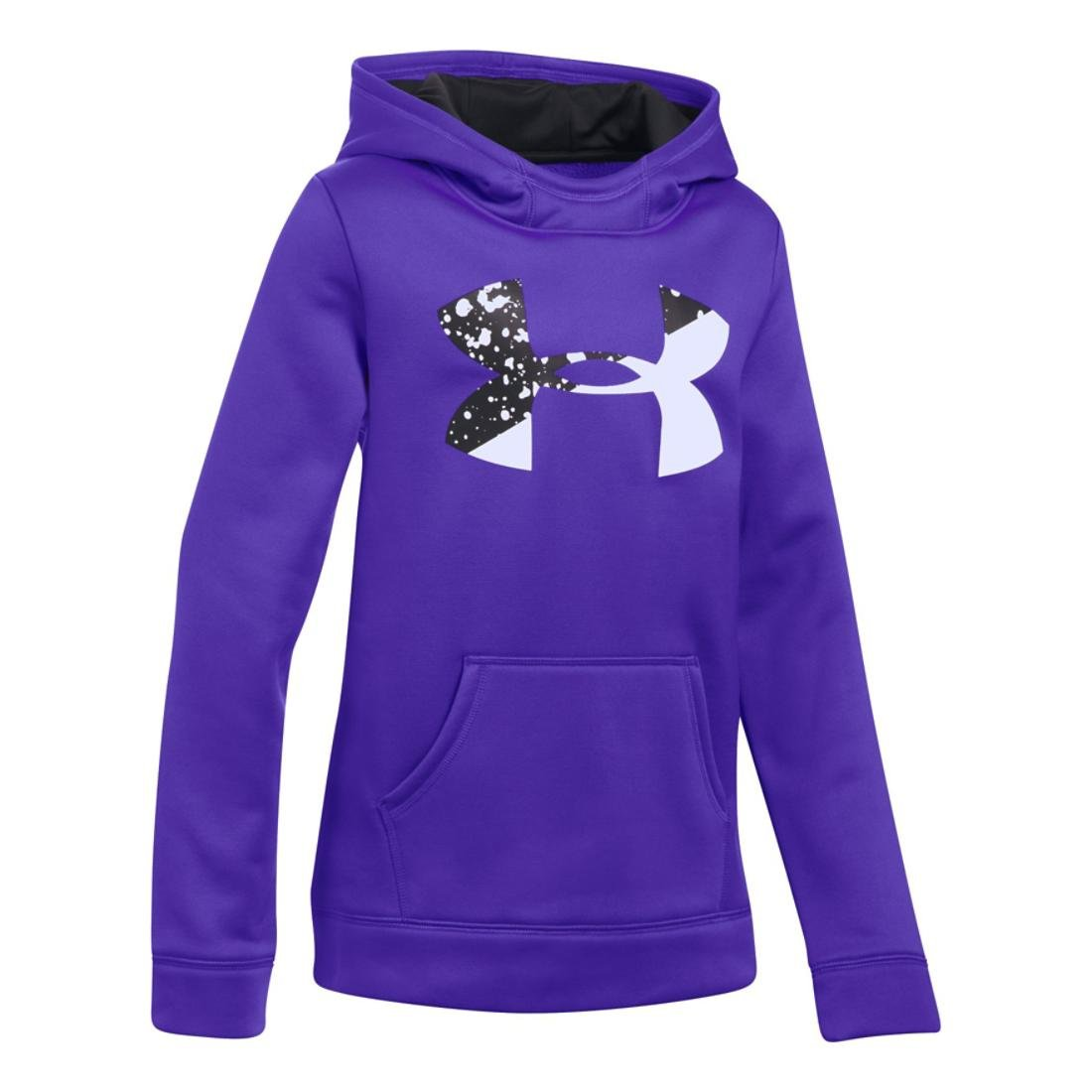Under Armour Girl Fleece Big Logo Hoody