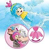 yugioh mermaid shark - Lanlan Mermaid Cartoon Swimming Toy, Wind-up Swimming Bathtub Toys, Fun, Educational, Designed for Toddlers, Kids, Babies, Random Color