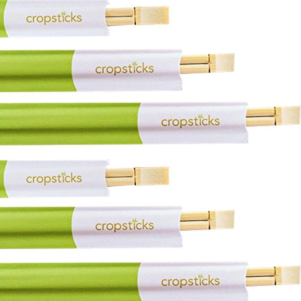 Cropsticks Sustainable Bamboo Chopsticks (50)