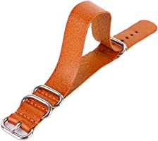 MacRoog Watch Strap Quick Release Watchband Unisex Watch Replacement Bands Soft Watch Bands 18mm 20mm 22mm