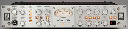 Avalon VT-737sp Class A Mono Tube Channel Strip Limited Edition