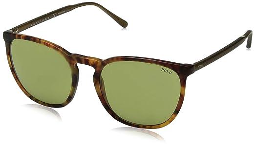 Amazon.com: Polo Ralph Lauren Mens 0ph4141 Square ...