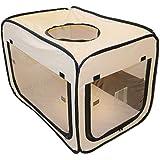 ペット用 酸素室用ゲージ ペットオキシホテル スクエアSサイズ(外寸:W50×D60×H50cm)