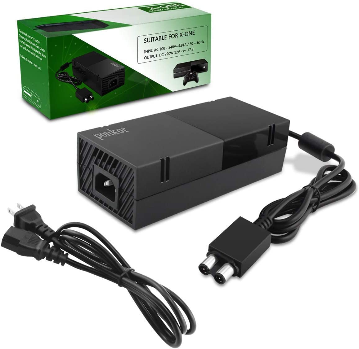 Fuente de alimentación de Xbox One, [VIETEST Version] Cargador de ...
