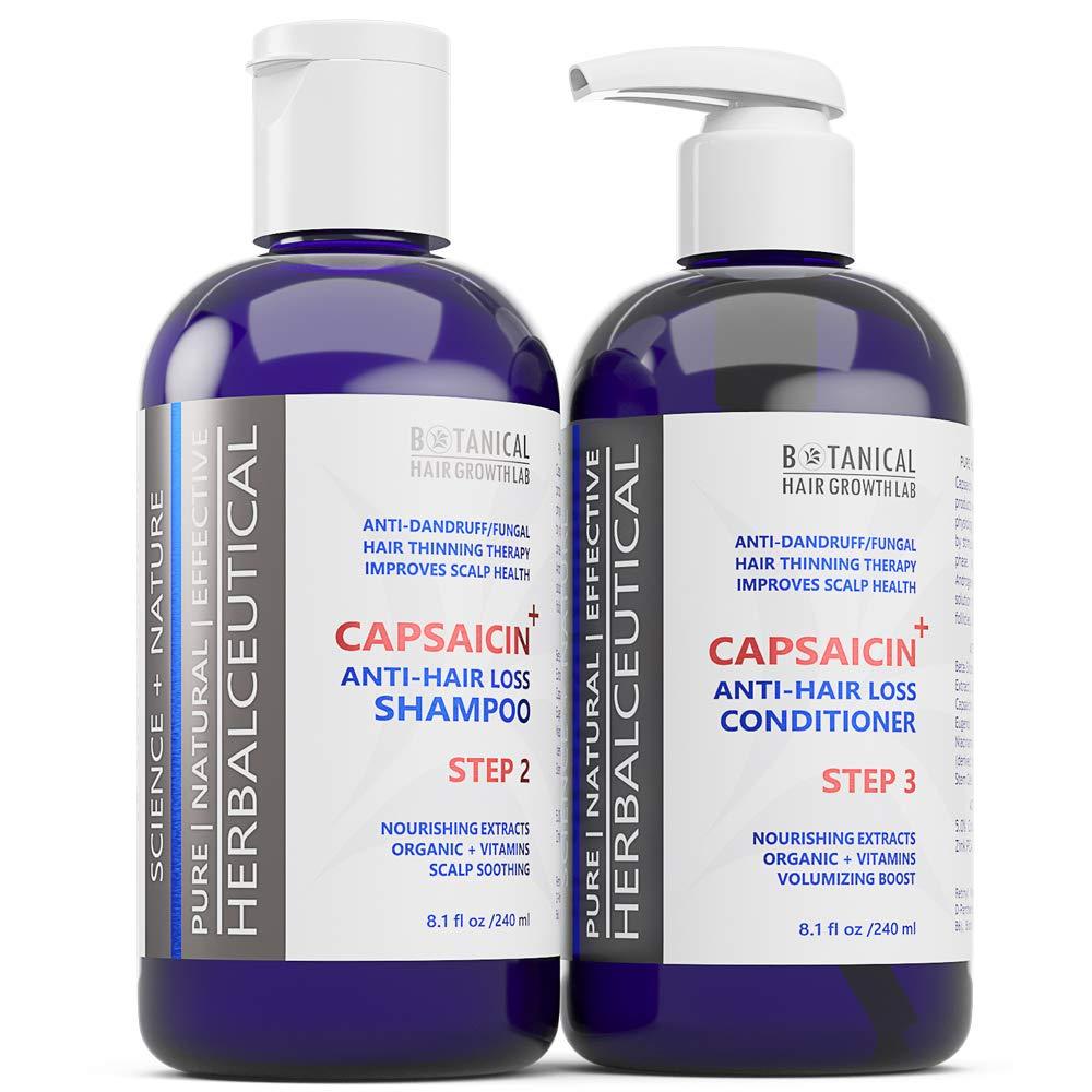 Amazon.com: Verde Touch Botánico el crecimiento del cabello ...