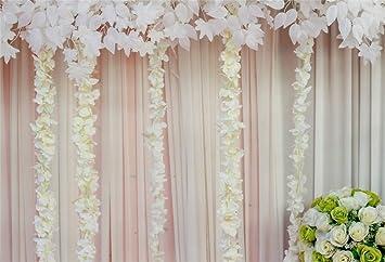 Amazon Leyiyi 7x5ft Wedding Ceremony Room Interior Backdrop