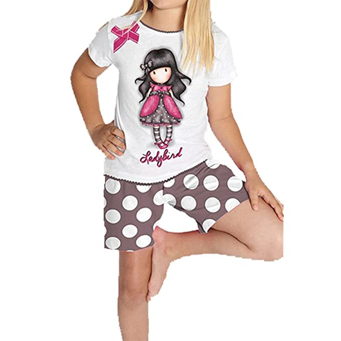Gor-juss Pijama DE Verano GORJUSS (14)