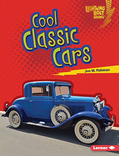 Cool Classic Cars (Lightning Bolt Books ® ― Awesome for sale  Delivered anywhere in USA