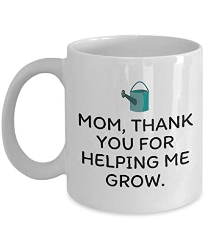 Gardening Mom Cup Mug Gift For Gardener Mothers Day Moms Birthday Thank You