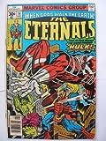 the ETERNALS #14 (IKARIS and the COSMIC POWERED HULK, VOL. 1)